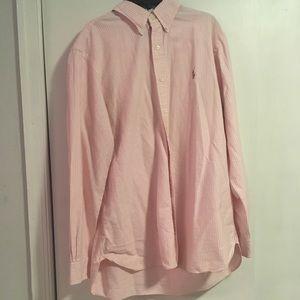 Ralph Lauren Men's Stripped Shirt